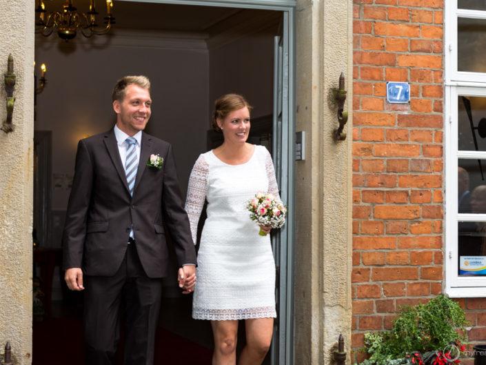Kati and Nils – Nach dem Standesamt