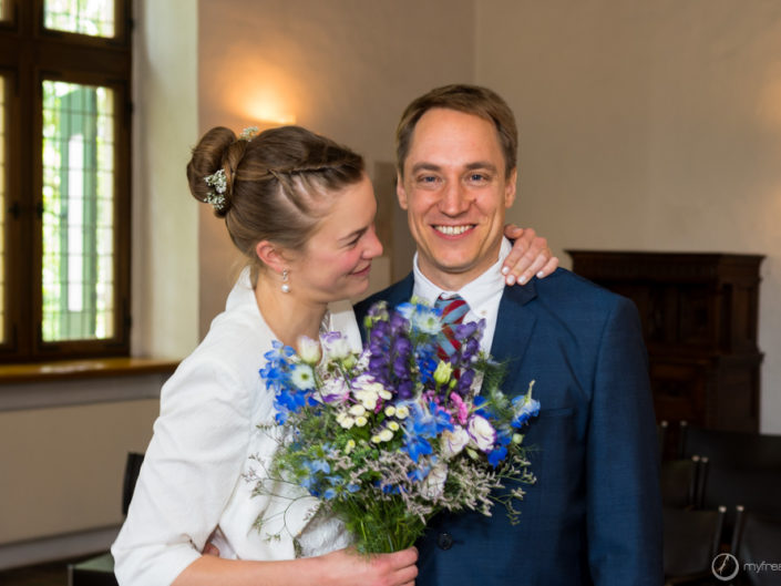 Lea and Chris – Standesamt