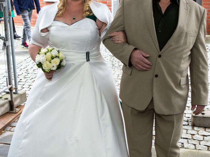 Svenja and Stephan – Standesamt