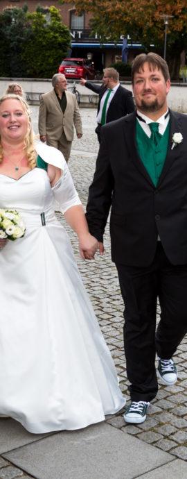 Svenja and Stephan – Nach dem Standesamt