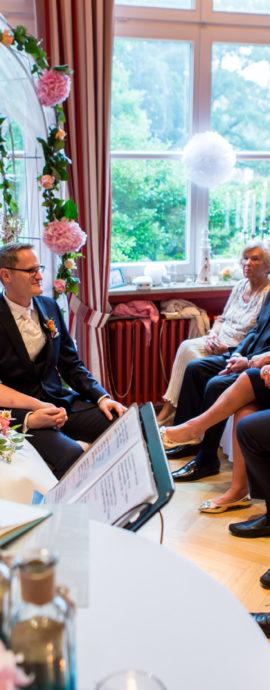 Simone and Sascha – Ceremony