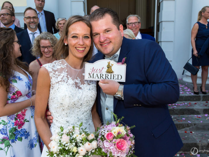 Stephanie and Marco – Standesamt
