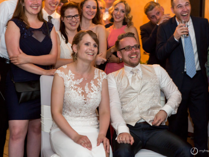 Sarah and Carsten – Party