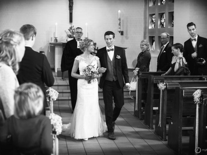 Jessi and Christian – Church