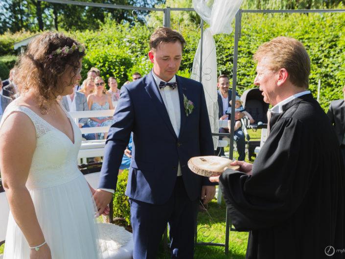 Janine and Jonas – Ceremony and Reception
