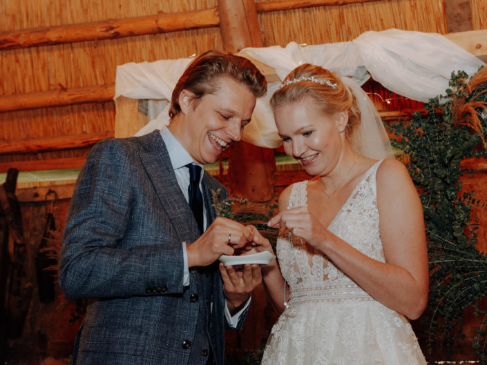 Franziska and André  – Ceremony