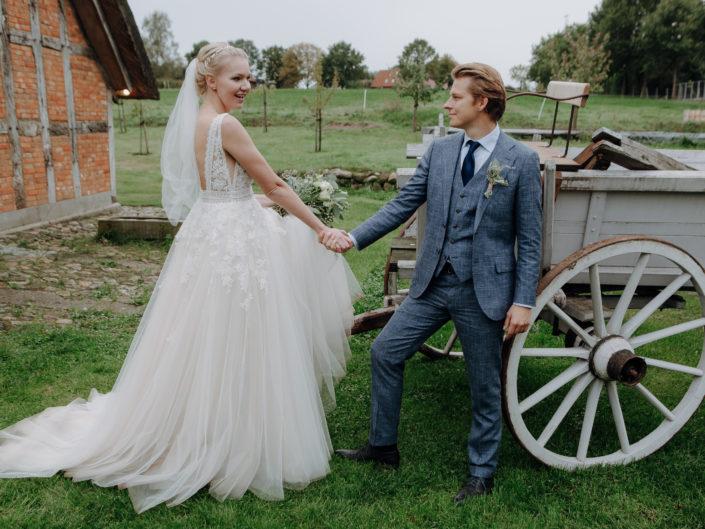 Franziska and André  – Shooting