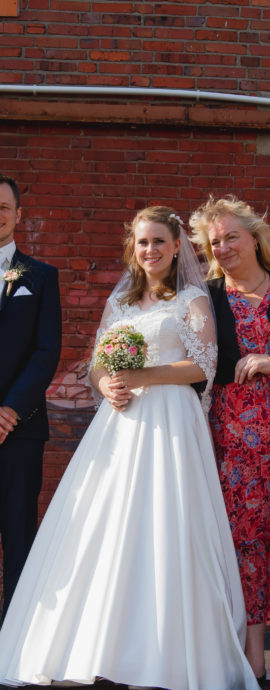 Stefanie and David – Family and Friends