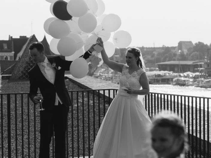 Stefanie and David – Party