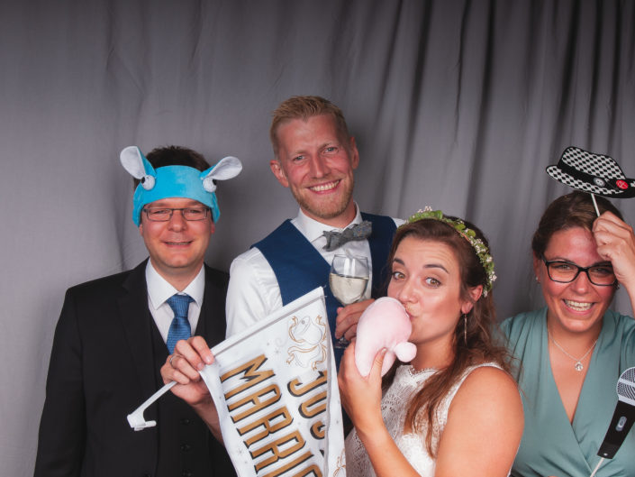 Anni and Thorben – Photobooth